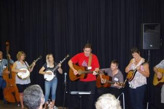 Jam Camp Caloundra 2011